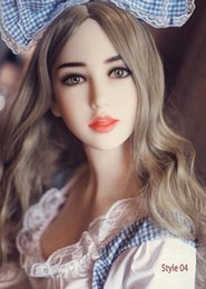 Wholesale Cheap Adult Sex Doll - Cheap Japanese lifelike full silicone sex dolls for men realistic vagina pussy real breast adults sex masturbator products