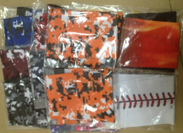 Wholesale Girls Football Hot - HOT!Baseball football Blue, orange, pink, black, white, and so on a variety of colors Stitching Wicking Compression Sports Arm Sleeve