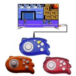Wholesale New Player Games - New 8 Bit Mini Video Game Console Players Build In 89 Classic Games Support TV Output Plug Play Game Player Gifts CCA8301 50pcs