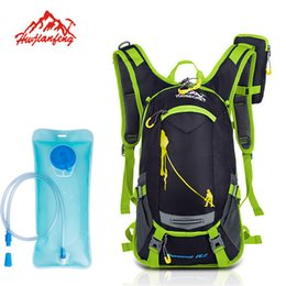 Wholesale Camelback Bladder - Wholesale-Hydration Set Cycling Backpack Outdoor Trail Trekking Hiking Bicycle Bag Camelback Vest Pack Sport Running Bags Water Bladder