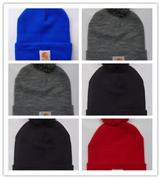 Wholesale Hip Hop Cars - Hot Unisex Spring winter men fashion brand car Hart Women fashion knitted casual Hip Hop outdoor warm skull caps female gorros Beanies