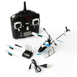 Wholesale free rc plane - Wholesale-WLtoys V911-1 2.4G 4 Channels Remote Control 4CH RC Plane Helicopter Wholesale Free Shipping #200199