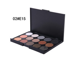 Wholesale Professional Makeup Prices - Factory Price Lady women 15 Color Makeup Eyeshadow Camouflage Facial Concealer Palette Eye Shadow Professional