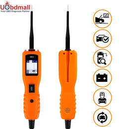 Wholesale Electric Power Car - Car Electrical System Diagnostics KM10 Power Probe More Powerful than VSP200 YD208 PS100 PT150 Car Electric Circuit Tester