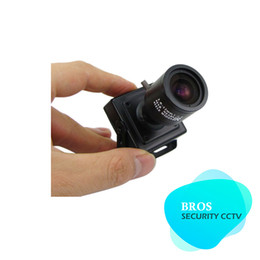 Wholesale Effio P Mini - 2.8-12mm Lens WDR 700TVL SONY CCD EFFIO-P Mini Camera 5 pcs lot