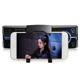 Wholesale Bluetooth Autoradio - Autoradio Car Radio Stereo Bluetooth MP3 Player AUX-IN MP3 FM USB 1 Din Remote Control 12V Car Audio