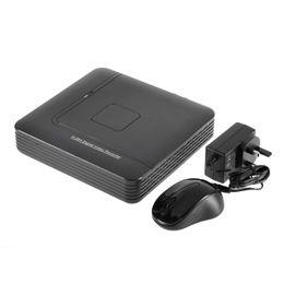 Wholesale Home Dvr Ch - 1pcs 4 CH Channel H.264 Home Network Mini CCTV DVR P2P Security Video Recorder S1 Hot Worldwide