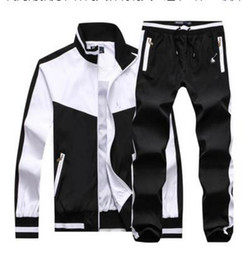 Wholesale Horse Sweatshirts - High Men's Hoodies and Sweatshirts Sportswear Man Polo Jacket pants Jogging Jogger Sets Turtleneck Sports Big horse Tracksuits Sweat Suits