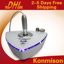 Wholesale Skin Lifting - CE approved rf machine Beauty Salon Device Wrinkle Removal Radio Frequency RF Skin Rejuvenation Machine for Home Use