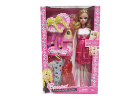 Wholesale Real Doll Supply - Playwright doll factory direct supply of small Qi Er (real eye doll + hanging clothes 3 sets) ZL35954