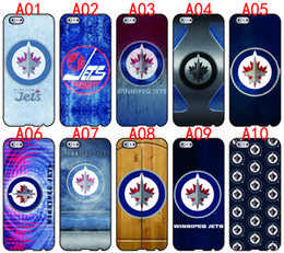 Wholesale Winnipeg Wholesalers - Winnipeg Jets For iPhone 6 6S 7 Plus SE 5 5S 5C 4S iPod Touch 5 For Samsung Galaxy S6 Edge S5 S4 S3 mini Note 5 4 3 phone cases
