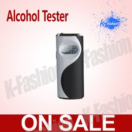 Wholesale Ipega Digital Breathalyzer - Wholesale-New digital alcohol tester , LCD and digitizer tester , ipega certified breath alcohol tester , breathalyzer and with flashlight