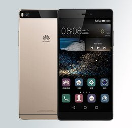 Wholesale Ips P7 - Huawei P8 5.2'' phones IPS 1920*1080 Kirin 935 8-Core Android 5.0 3GB RAM+ 64GB ROM NFC Dual Sim 4G FDD-LTE Cell Phones 13.0MP Camera