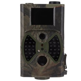Wholesale Flash Memory Cameras - HC300A Hunting Trail Camera Scouting Infrared Digital 12MP Wildlife Digital Infrared Trail Hunting Camera Vision Video Recorder