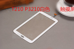 Wholesale Screen Replacement Tab - Replacement 7 inch Capacitive Touch Screen Digitizer Panel for Samsung Galaxy Tab 3 7.0 T210 P3210