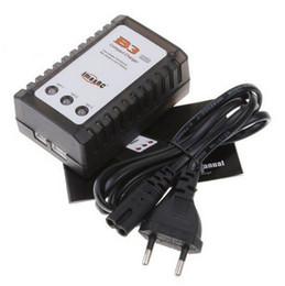 Wholesale Rc Helicopter Battery Chargers - iMax B3 imaxRC Pro Compact Charger B3AC 2S 3S 7.4V 11.1V Lithium LiPo RC Battery Balance Carregador For Zippy TURNIGY Pack
