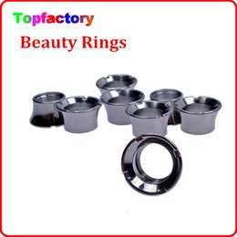 Wholesale Ego Ring Parts - Beauty EGO Adapter Ring Electronic Cigarette Accessories Parts to Ego-T Battery for Protank Vivi Nova Cone Holder Connection Adapter e cigs