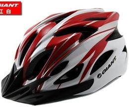 Wholesale High Quality Giant Helmet - 2016 Best Selling Giant Ultralight Cycling Helmets High Quality Red Bicycle Helmet Women Men Integrally-molded Bike Helmets Factory Direct