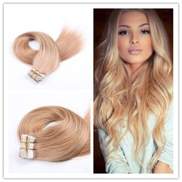Thick remy hair extensions bulk prices affordable thick remy high quality 16 18 20 22 24 brazilian remy tape in pmusecretfo Gallery