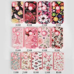 Wholesale G6 Light - Hybrid Dual Layer Armor Cases For LG Q6 MINI G6 PLUS Q6A M700DSK Protective Back Case Shockproof Cover Soft TPU + hard PC C