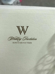 Argentina 2018 Wholesale Laser Cut Wedding IBest Venta Invitaciones de boda Tarjetas Birthday Business Party Invitaciones Tarjetas, Tarjetas con envío gratuito Suministro