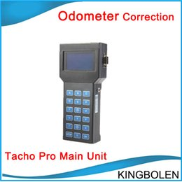 Wholesale Opel Odometer Correction - Main Unit Universal Dash Programmer Odometer Correction Speedometer Change Tacho Pro 2008