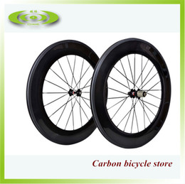 Wholesale Chinese Wheel Bike - Wholesale-new arrival carbon road wheel cheap chinese carbon bicycle wheels high quality free shipping