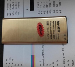 Wholesale Gold Battery Note - Batttery for Samsung Note4 Note 4 4200mAh Gold Rechargeable Li-ion Battery Replacement for Samsung Galaxy Note 4 N9100 Wholesale