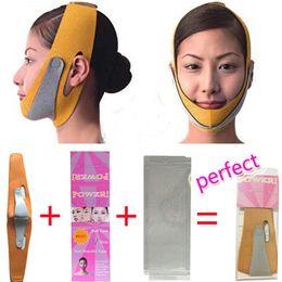 Canada Visage amincissant masque de haute qualité façonnant Cheek Uplift mince menton visage ceinture bandage soins de santé produits de perte de poids massage Offre