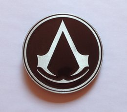 Canada Assassin's Creed Unity Jeu vidéo Ceinture Buckle supplier anime video games Offre