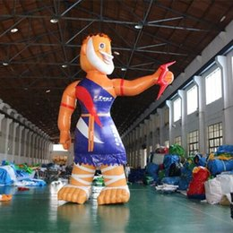 Wholesale Quality Outdoor Advertising - Giant Inflatable Cartoon Characters Model for Advertising High Quality Outdoor Inflatable Cartoon Characters for Sale Inflatable Cartoon Hot