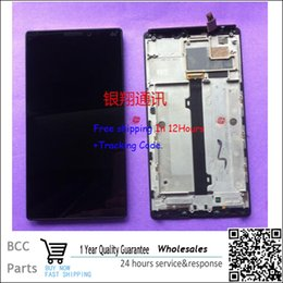 Wholesale-Original guarantee For For lenovo VIBE Z2 Pro K920 LCD display &touch screen digitizer with frame best quality & tracking supplier lenovo vibe pro от Поставщики lenovo vibe pro