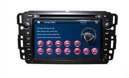 """Wholesale Navigation For Gmc - HD 2 din 7"""" Car audio Car dvd gps navigation for GMC Yukon  Tahoe 2007-2012 With Bluetooth IPOD TV Radio  RDS SWC USB AUX IN"""