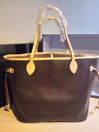 Wholesale White Canvas Leather Bags - Free shipping! Fashion brand with a clutch tote women bag 40996