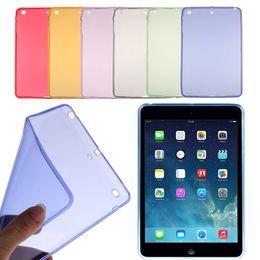 Soft Gel Tpu Skin Silicone Case Cover For Ipad Mini 1 2 3 Retina Red*95 Computer & Office
