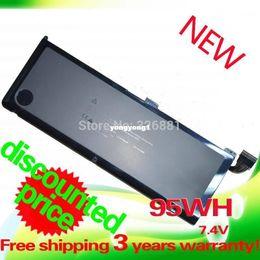 "Wholesale Macbook Pro 17 A1297 Battery - Durable- 10.8V 6600mah Laptop Battery A1309 For Apple MacBook Pro 17"" A1297(2009 Version) MC226"