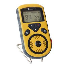 Wholesale Digital Finger Oximeter - New Heal Force 100E Handheld Finger Pulse Oximeter + SpO2 Probe Digital Oximetro de dedo Blood Oxygen Saturation Health Monitors