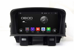 """Wholesale Cruze Dash - Quad-Core Android 4.4 HD 7"""" Car Radio Car DVD GPS for Chevrolet CRUZE 2008-2012 With 3G WIFI Bluetooth IPOD TV USB AUX IN"""