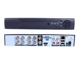 Wholesale Hdmi 8ch - Wholesale-High Performance P2P 1080P HDMI 8CH CCTV DVR Recorder D1 recording Easy reomote view via Device Serial Number Security DVR