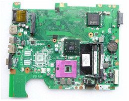 Wholesale Motherboard G61 - Wholesale-578053-001 for HP compaq presario CQ61 G61 motherboard laptop intel board free shipping