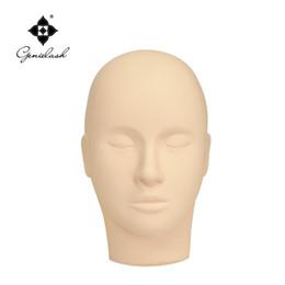 Wholesale Eyelash Extensions Training - Wholesale-Mannequin Head for Eyelash EXtension Training