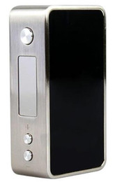 Lobo de neve mini on-line-Snowwolf 75 W mini Box Mod E Cigarro para 18650 bateria de Neve Lobo 75 w Autêntico Sigelei TC Controle de Temperatura DHL Livre TZ612
