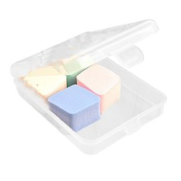 Wholesale Clear Plastic Craft Jewelry Bags - Best Deal Plastic Universal Clear Transparent Container Case Storage Box for craft items Jewelry Comestics Bag 1PC