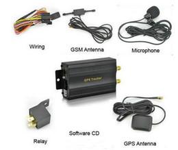 subaru russia Desconto GPS do perseguidor de GPS do carro / GSM / GPRS que segue o veículo TK103B de controle remoto do auto dispositivo