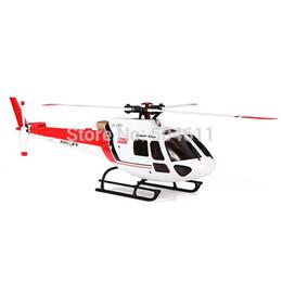 Оптовая Бесплатная доставка Новый 2015 WLtoys V931 2.4G 6CH 3D Бесщеточный AS350 Масштаб Flybarless RC вертолет cheap wltoys v931 от Поставщики wltoys v931