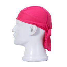 Wholesale Team Cycling Headband - Wholesale-PRO TEAM Unisex hiking Cycling cap Headscarf Cap Men Women Bicycle Bike riding Headband pirate Bandana hat UV sunscreen