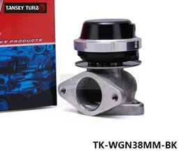 Wholesale intake honda civic - Tansky- High Quality New Wastegate   Waste Gate 38mm For Universal Have In Stock TK-WGN38MM-BK (7-9 PSI)