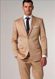 Golden Brown Suit | My Dress Tip
