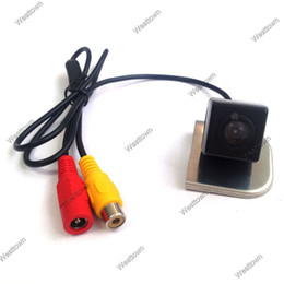 Wholesale Ford Focus Parking - Wholesale170 Wide Angle HD Car Rear View Camera Reverse Backup Color parking Camera for ford focus 2012 2013