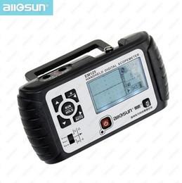 Canada Oscilloscope multifonction 2 en 1 tout-soleil Multimètre 25MHz Scopemètre numérique portatif Voltmètre Ohmmètre Capacité EM125 Offre
